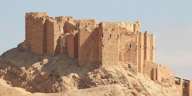 Castillo de Palmira