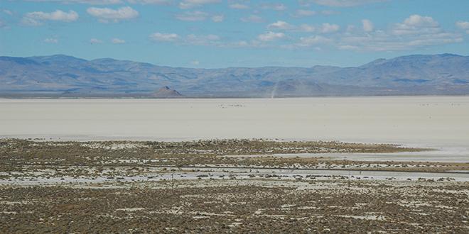Desierto de Black Rock, Nevada