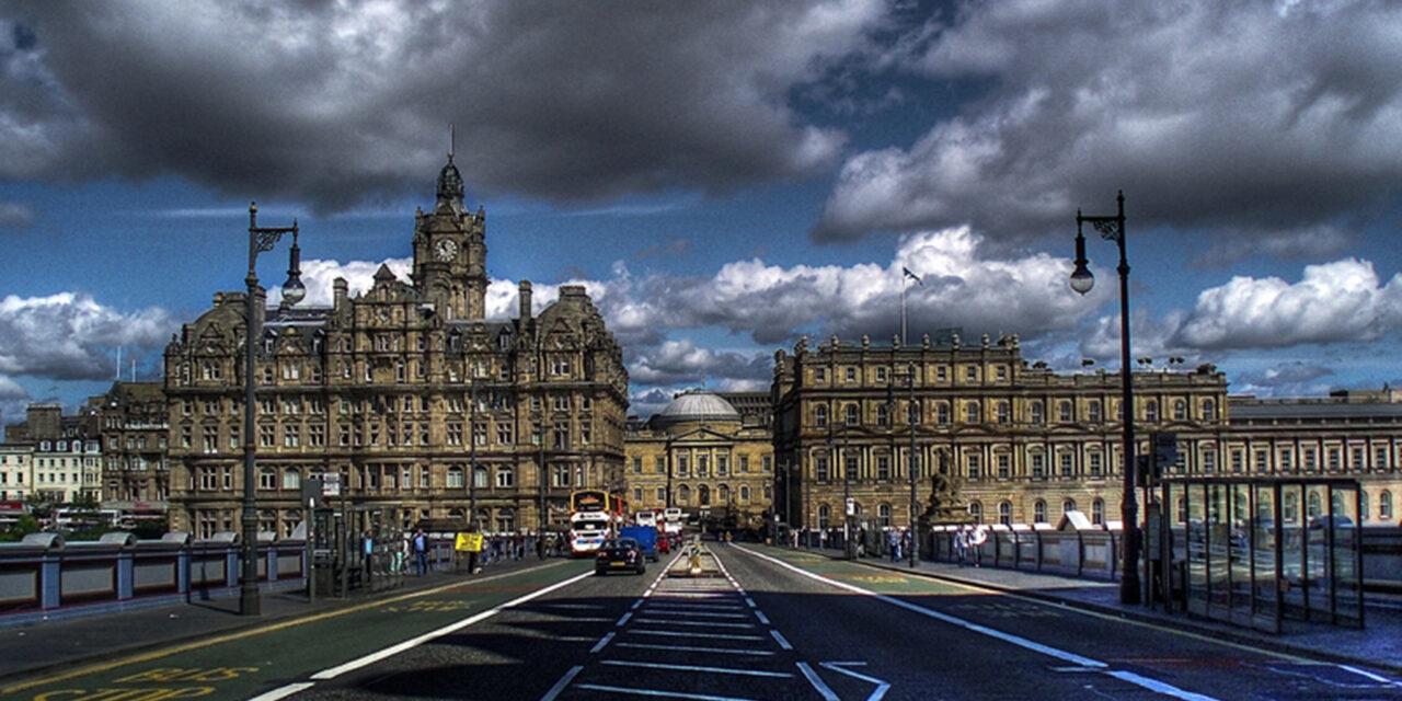Un fin de semana en Edimburgo