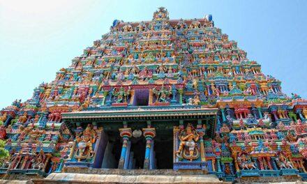 El increíble templo de Meenakshi Amman