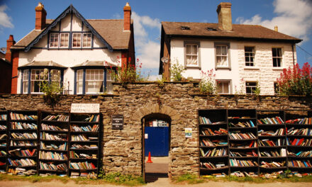Hay-on-Wye, capital del libro de 2ª mano