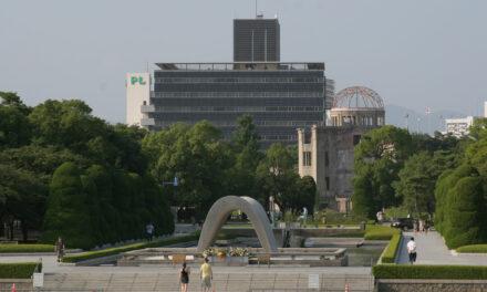 Hiroshima, la ciudad que homenajea a la paz