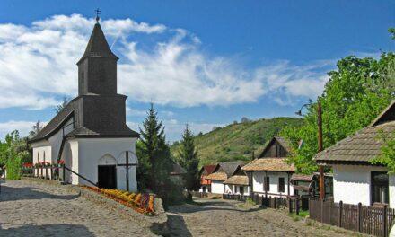 Hollókő, el pueblo más bonito de Hungría