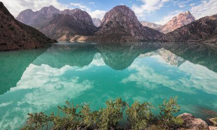 Iskander-Kul, el lago de Alejandro Magno