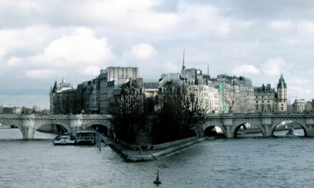 Isla de la Cité, el lugar donde nació París