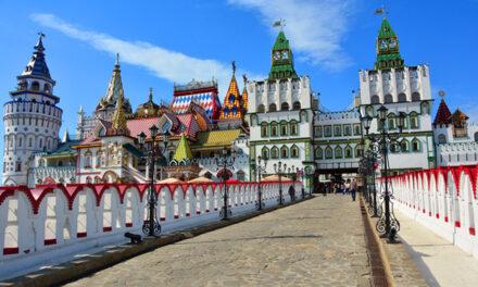 El Kremlin secreto de Moscú, Rusia
