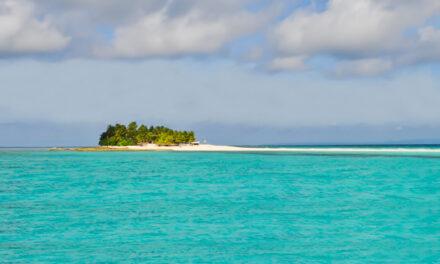 Kalanggaman, una Isla con pasillo