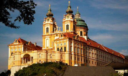 La Abadía de Melk, un magnífico tesoro barroco
