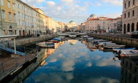 La hermosa Trieste