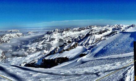 La magia del Monte Titlis
