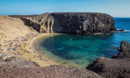 Los Ajaches, el paraíso de Lanzarote