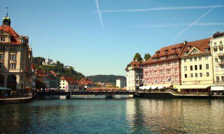 Lucerna, el encanto de Suiza