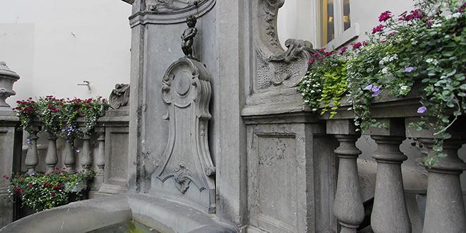 Manneken Pis fuente