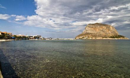 Monemvasía, la península griega amurallada