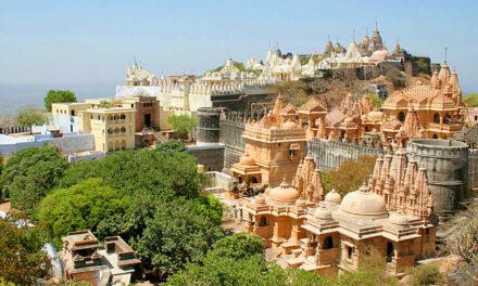 Los mágicos templos de Palitana, India