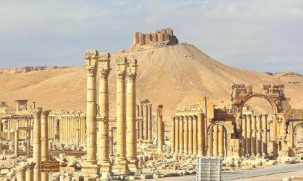 Palmira, la joya del desierto en peligro