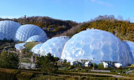 Proyecto Edén, donde la naturaleza se une a la tecnología