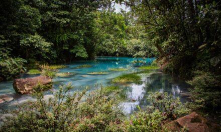 Río Celeste, un paraíso color turquesa
