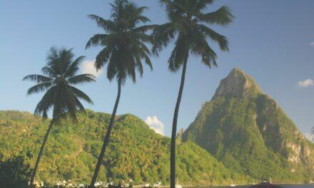 Isla de Santa Lucía: un paraíso en el Caribe