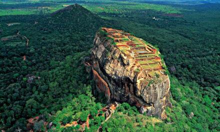 Sigiriya, el palacio sobre el volcán