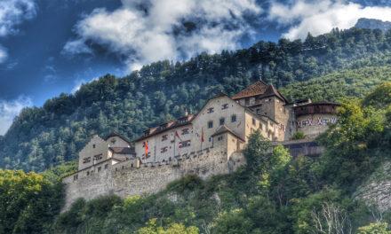 La pequeña y pintoresca Liechtenstein