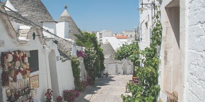 Strade Alberobello
