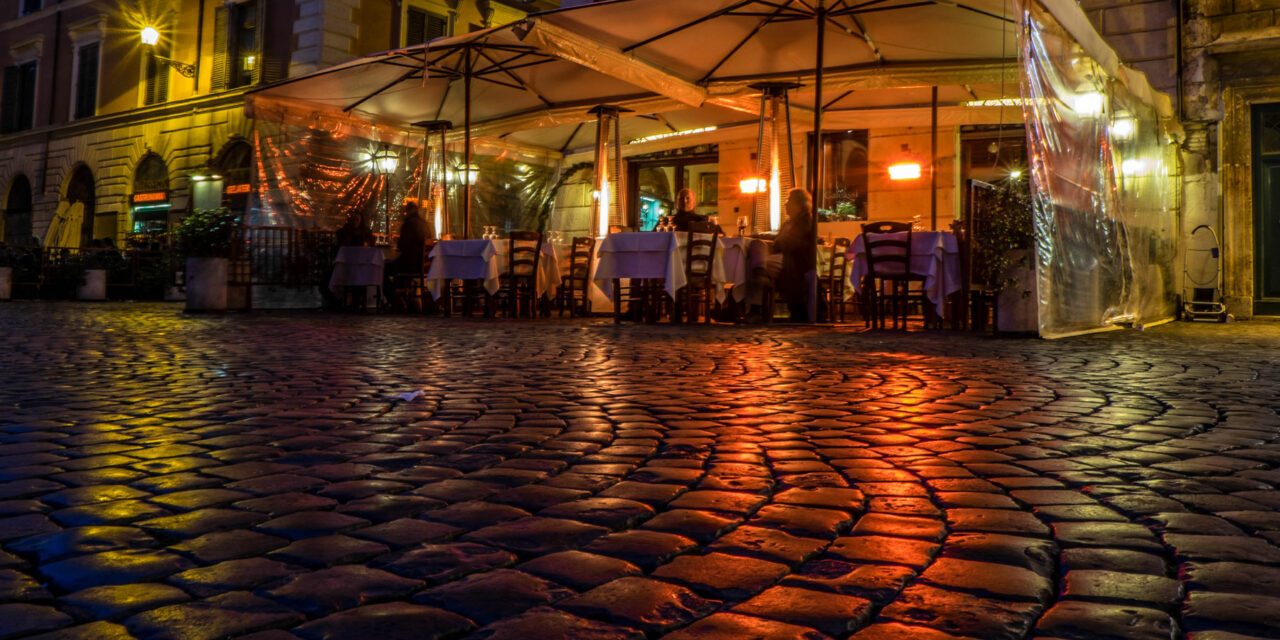 Trastevere, el barrio de Roma hecho paseo