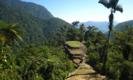 La Ciudad Perdida se perdió en Colombia