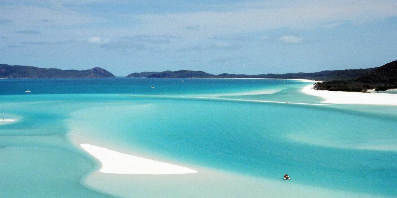 Whitehaven Beach, el paraíso blanco de Australia