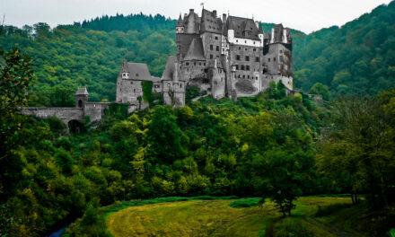 El romántico castillo de Eltz