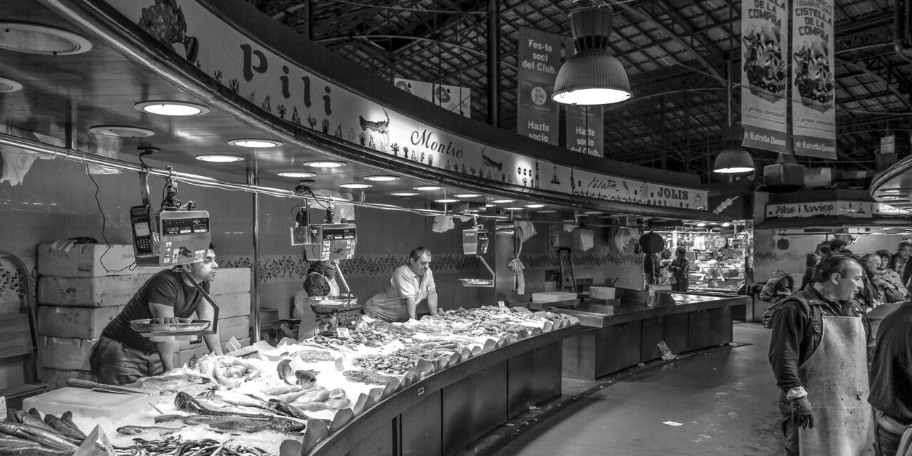 5 mercados madrileños para tapear