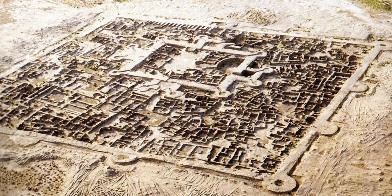 Gonur-Tepe, cimientos de una civilización