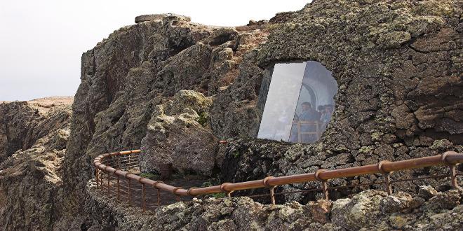 Viaje a Canarias obra de César Manrique