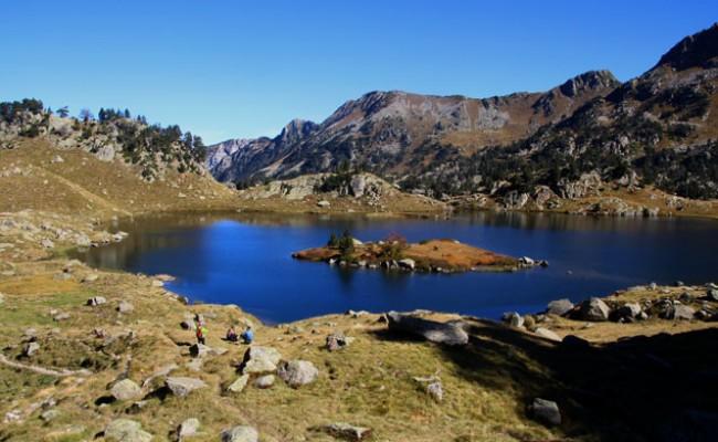 parque nacional de Estany de Sant Maurici y Agüestortes