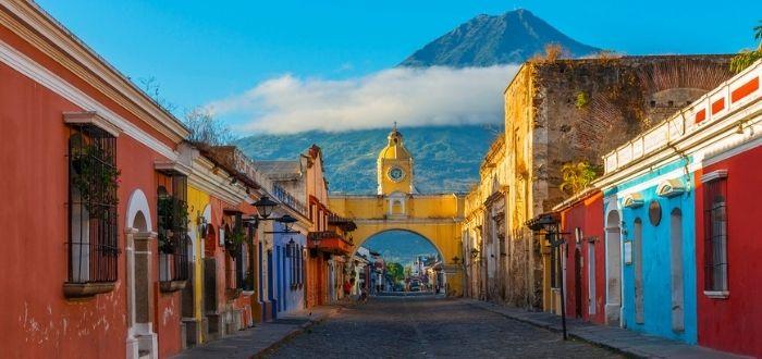 Antigua, Guatemala | Lugares para luna de miel