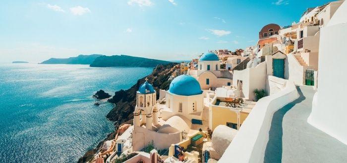 Santorini, Grecia | Lugares para luna de miel