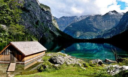 Obersee, el espejo de Alemania
