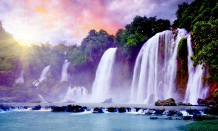 Las 8 cascadas del Río Paraíso