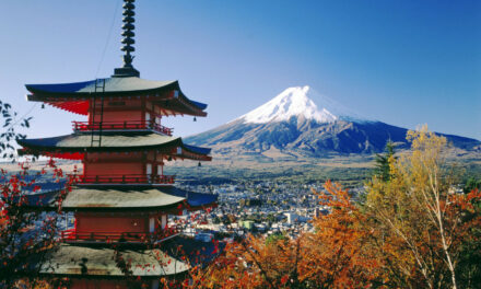 8 lugares que visitar en Japón