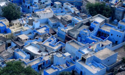 Jodhpur, la ciudad azul del Rajastán