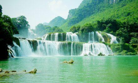 Cataratas Ban Gioc-Detian, un lugar único
