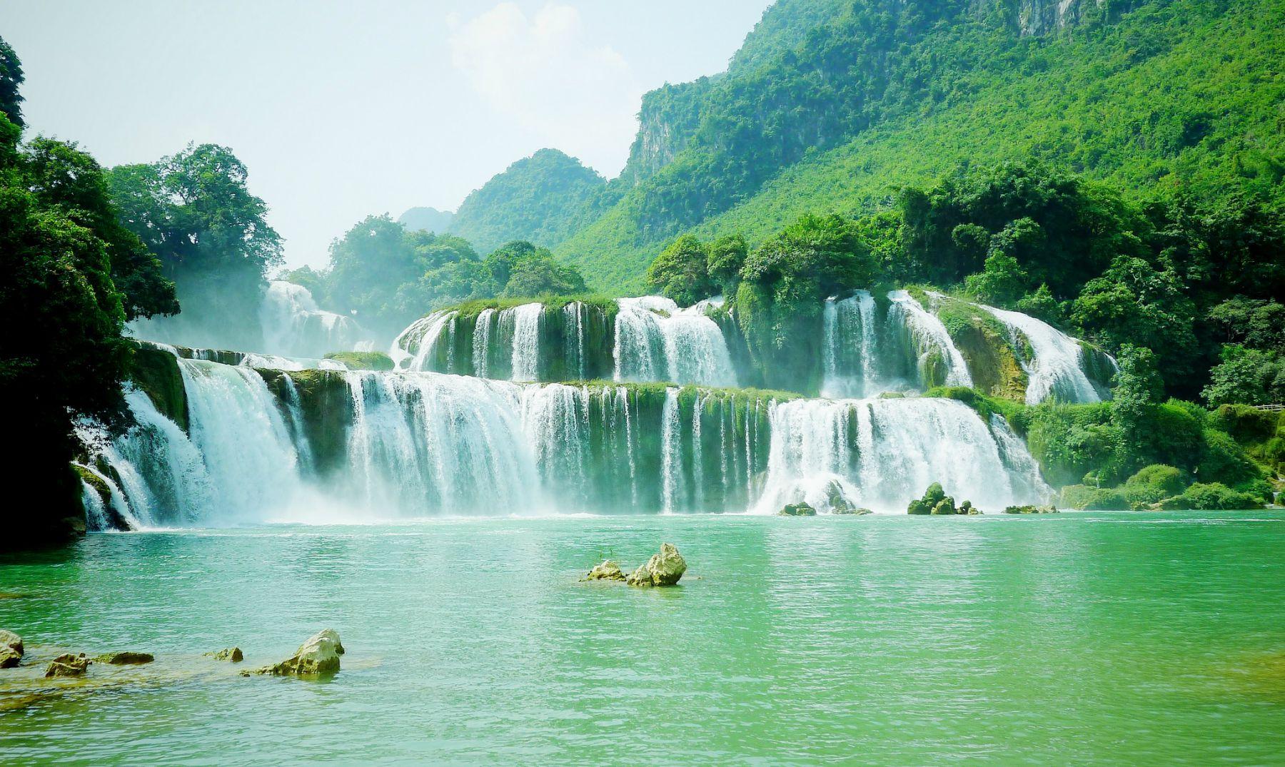 11 Consejos Para Fotografiar Impresionantes Cataratas Con: Cataratas Ban Gioc-Detian, Un Lugar único