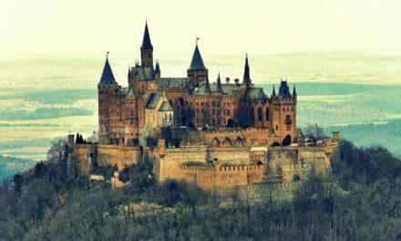 El Castillo Hohenzollern, majestuosa fortaleza