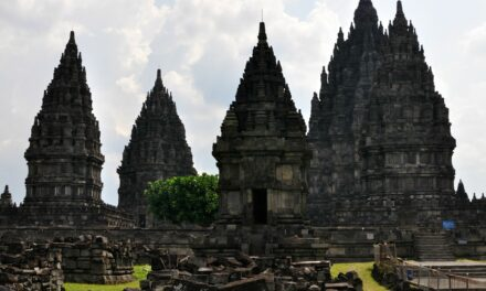 Prambanan, arte para Dios y para el hombre