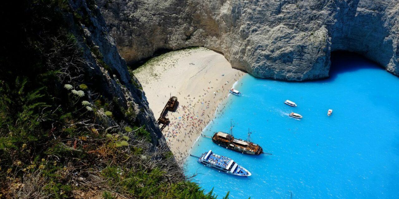 Zakynthos, paraíso griego