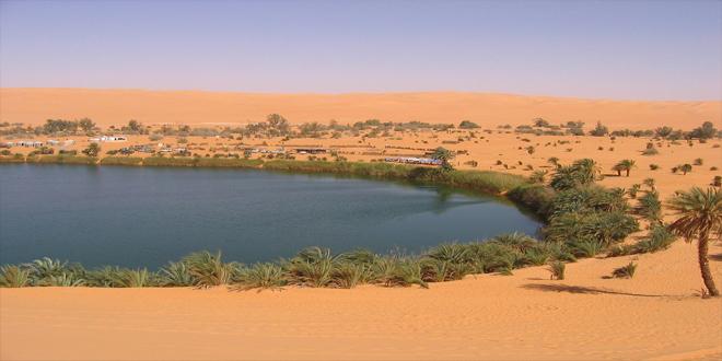 lagos de ubari