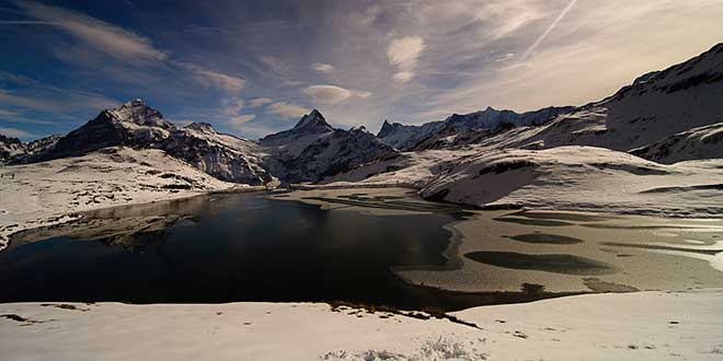 Bachalpsee-invierno