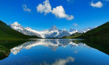 Bachalpsee, la postal más hermosa de Suiza