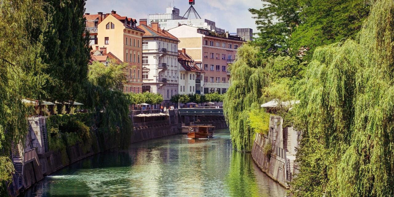 Liubliana, la joya de Eslovenia