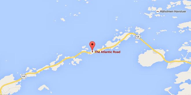 Carretera del Oceano Atlantico1